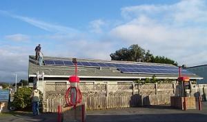 PWA Goes Solar!