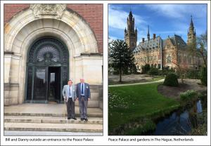 PWA Principals provide expert witness testimony at the International Court of Justice in the Hague!