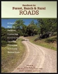 Hot off the press! Updated Handbook for Forest, Ranch and Rural Roads