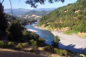 South Fork Eel River, Humboldt County, California
