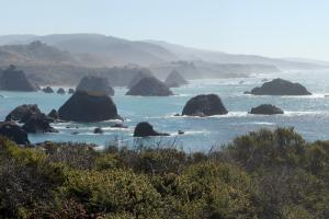 Trinidad Bay, Humboldt County, California
