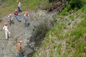 Evaluation of Road Decommissioning, CDFG Fisheries Restoration Grant Program